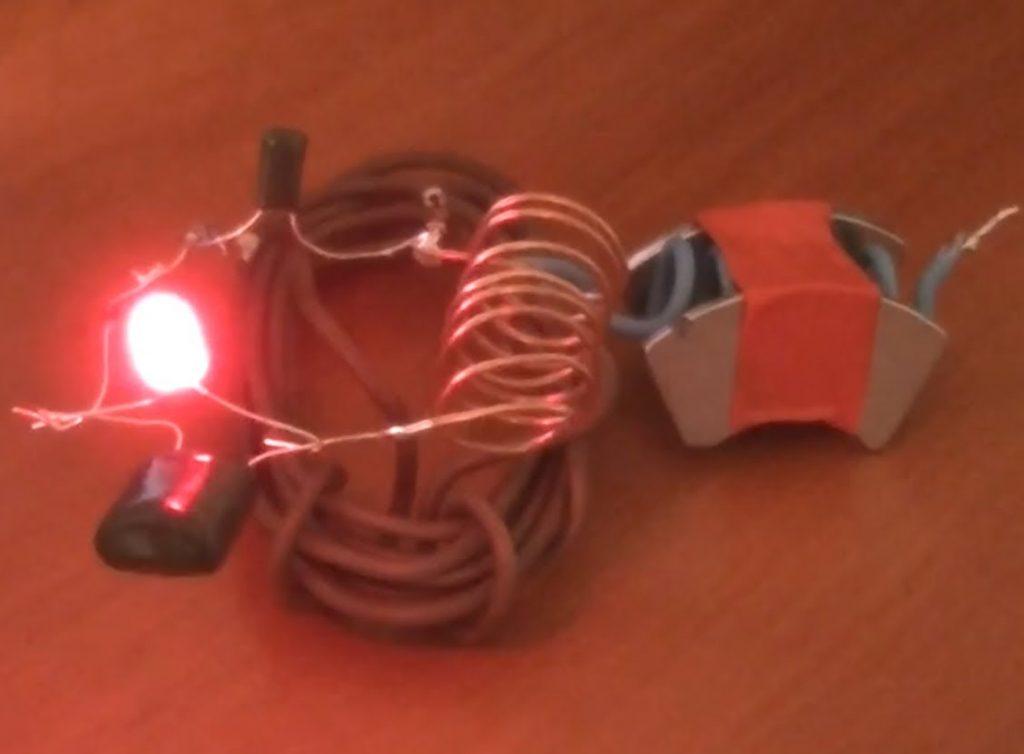 Электричество домашних условиях